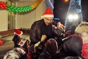 6 grudnia 2011 Mikołajki pod Urzędem