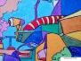 Inspiracje malarstwem Fernanda Legera