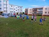 Lato w mieście, osiedle Komarowo