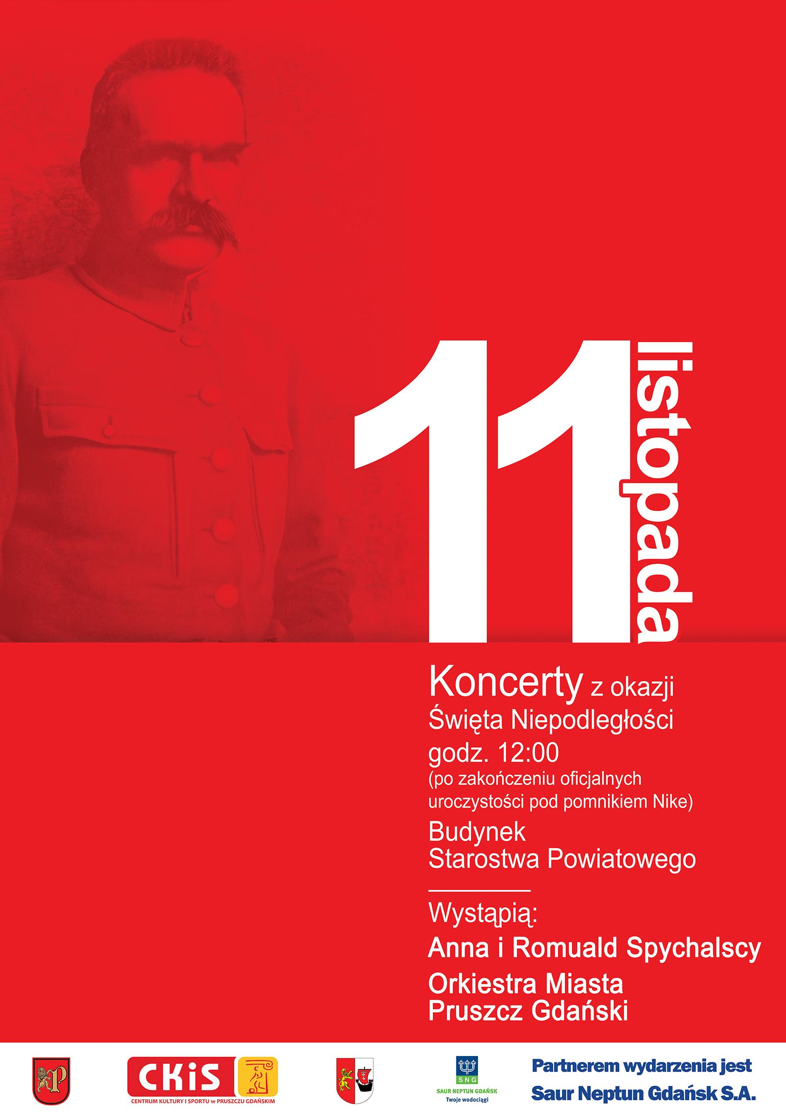 11 Listopada Koncerty Centrum Kultury I Sportu W