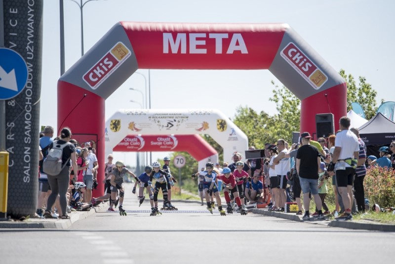VIII Półmaraton Rolkarski o Puchar Burmistrza Pruszcza Gdańskiego